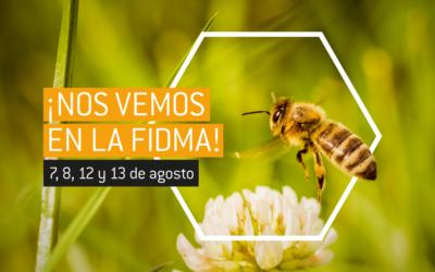 Este mes de agosto podrás encontrar nuestras mieles en la Feria Internacional de Muestras de Asturias