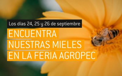 Miel LAPUELA en la Feria Agropec